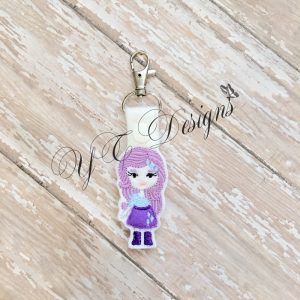 Pony Gal RT key fob