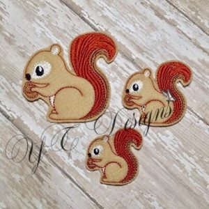 Squirrel Kaleb