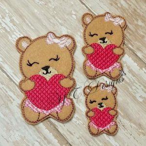 Bearly Loved bear