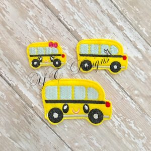 Kawaii School Bus 1