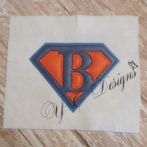 Super B Applique