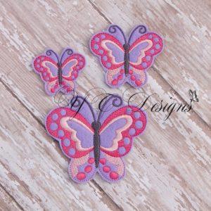 Butterfly feltie