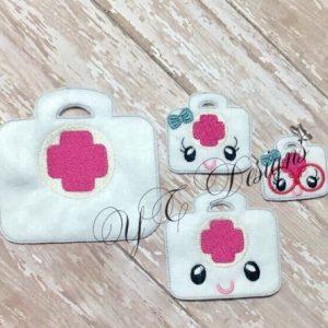 Kawaii Doctors purse