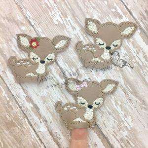 Deer gentle