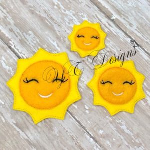 Sunshine Livy Feltie