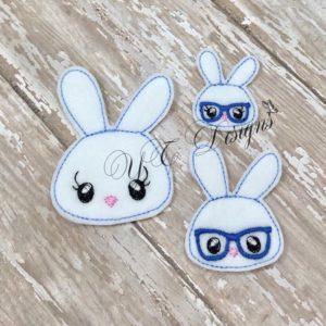 Bunny Hopps head