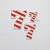 Number stripes 7 seven